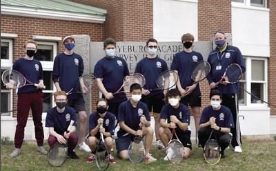 FA boys tennis team 2021