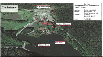 Balsams gets permits extended