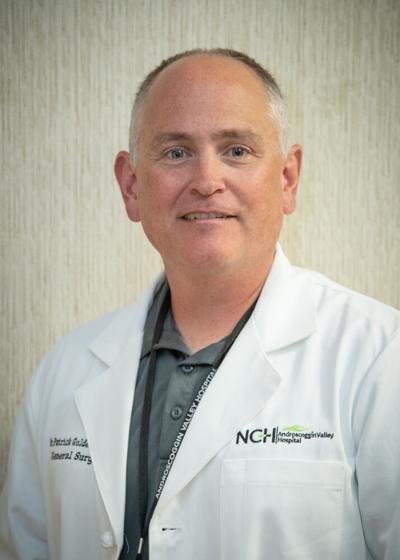 North Country Healthcare welcomes General Surgeon, Dr. Patrick Golden