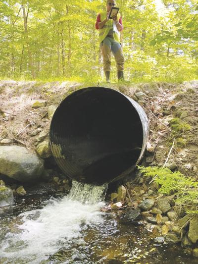 Saco River Watershed Stream Crossing Assessment Project
