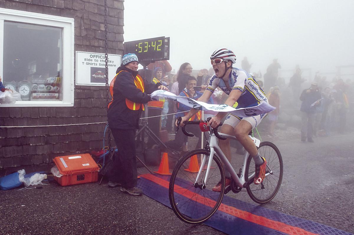 Levinsohn, Sydlik win Hillclimb | Events/Competitions