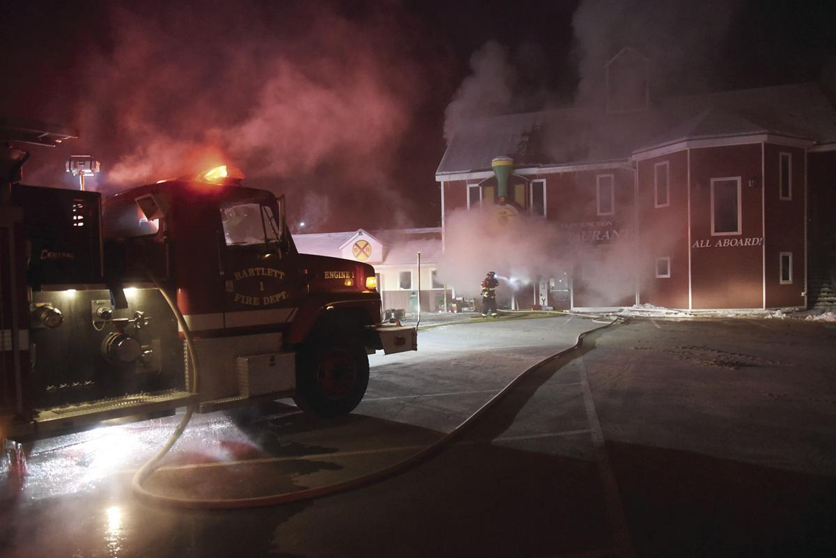 1-18-20 Glen Junction fire