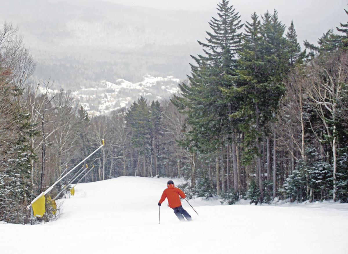 snow report: sunny weekend on slopes and touring trails | local news