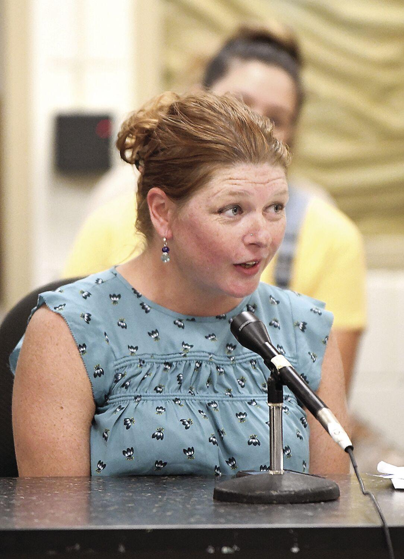Conway School Board - Anti Maskers - Wendy Richardson 2