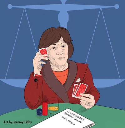Portland Phoenix | Susan Collins Holds All the Cards: Will Maine's 'moderate' senator be remembered as one of the biggest anti-abortion villains in a generation?