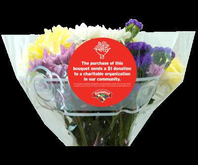 Hannaford B4G Web Bouquet