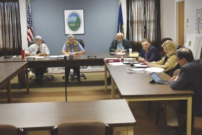 Carroll County Commissioners and Marsh Oct 30