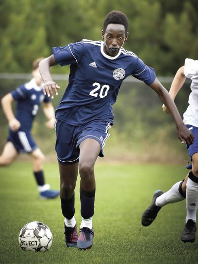 FA Boys Soccer - Kyeni Musembi