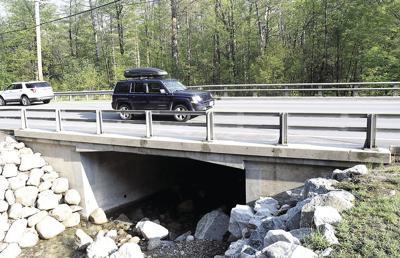 Stoney Brook Bridge repaired 1