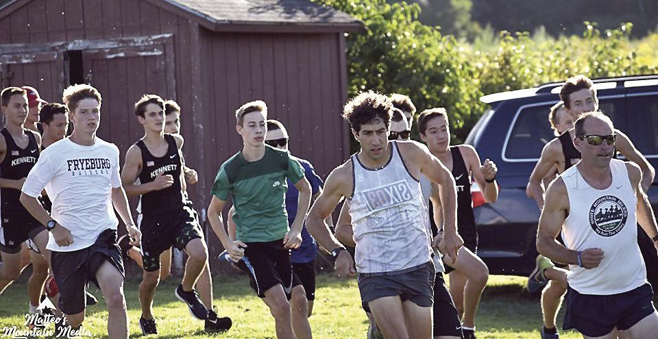 On the Run 8-31