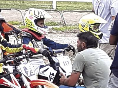 PJ Spiller motocross