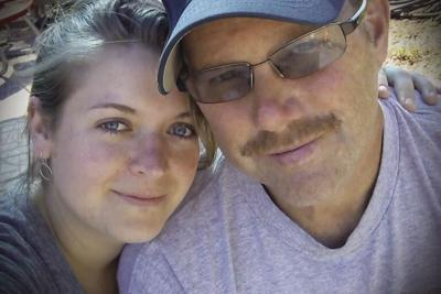 Phil Richardson and Cindy Gravett