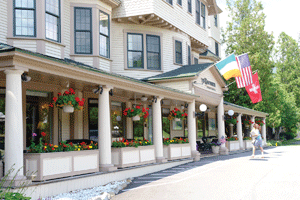 The Grand Hotels of Old/Talk revisits golden era of White Mountain hotels
