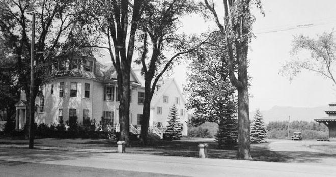 A.C. Kennett house