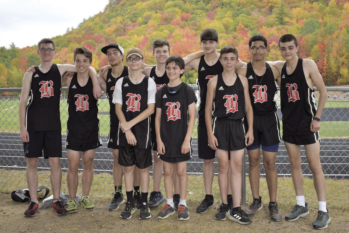 Fall Preview: Berlin boys cross-country team