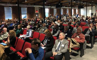 Experts Share Ideas On NH's 'Work of the Future'
