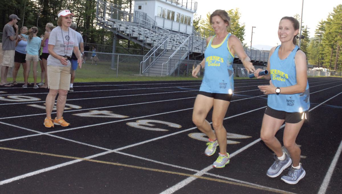 On the Run — 3-9