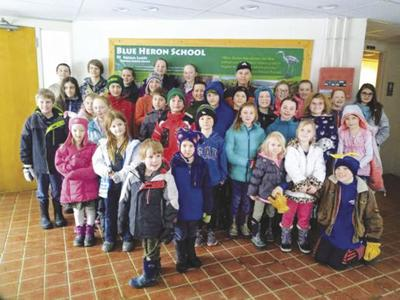 Voyagers 4-H Club-Squam Lakes Science Center