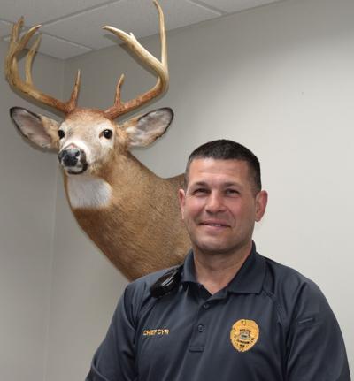 Gorham Police Chief P.J. Cyr to retire