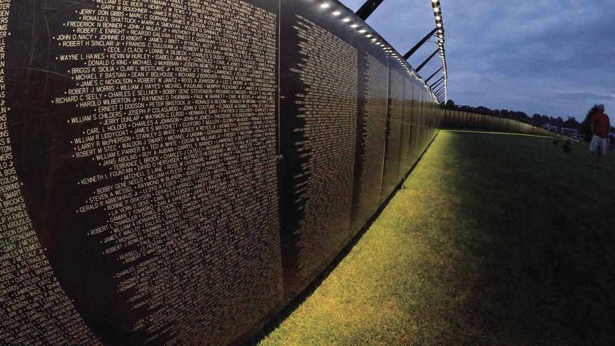 Wall that Heals' coming to Conway Aug  8-11 | Local News