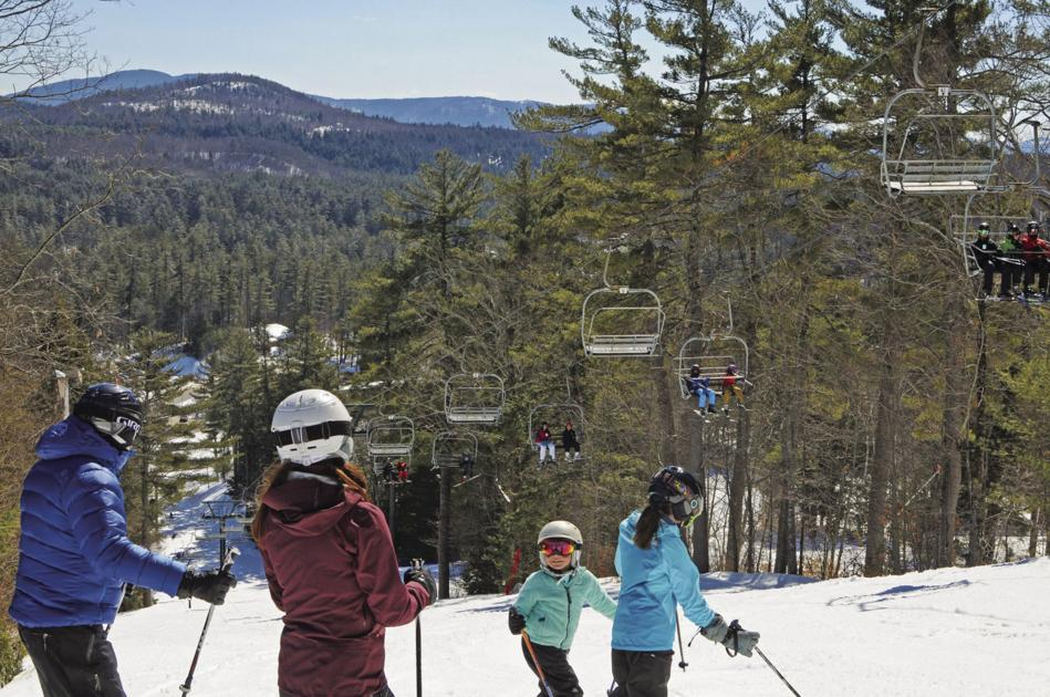Snow Report: Great weekend for Cynthia's Challenge at King Pine