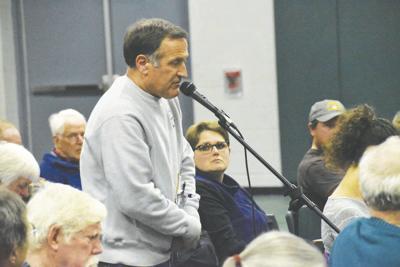 Parker Roberts 2019 town meeting