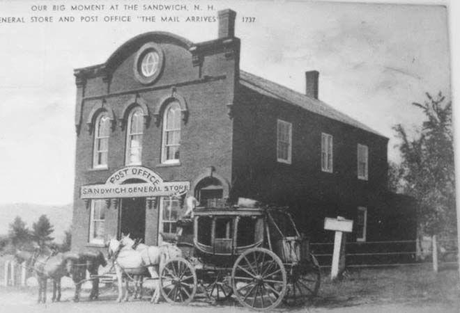 old sandwich store