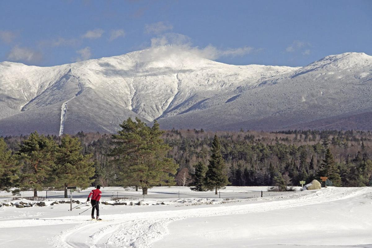Nordic Tracks - Bretton Woods Nordic Center