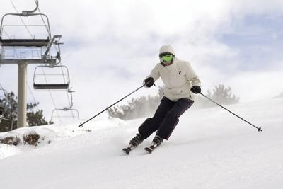 Skiing at Cranmore