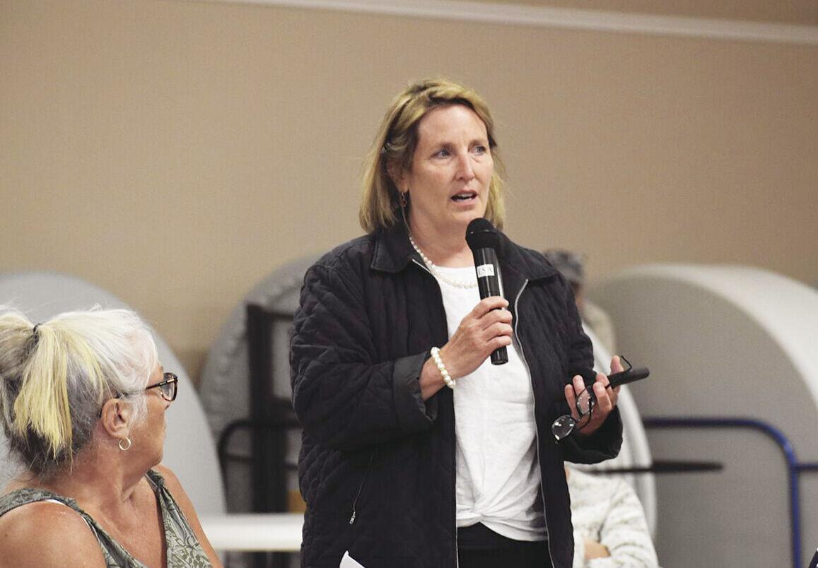 Sheila Duane Fryeburg town meeting 2021