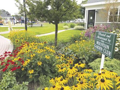 North Conway Community Center-Flowers