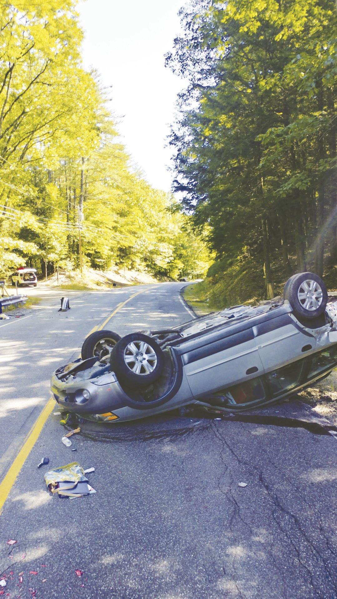 Mom, son stable/fair after Fryeburg crash | Local News
