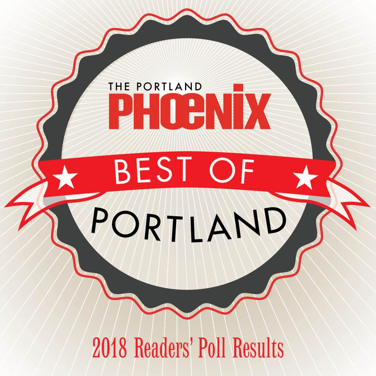 The 20th Annual Phoenix Best Of Portland Readers' Poll Results