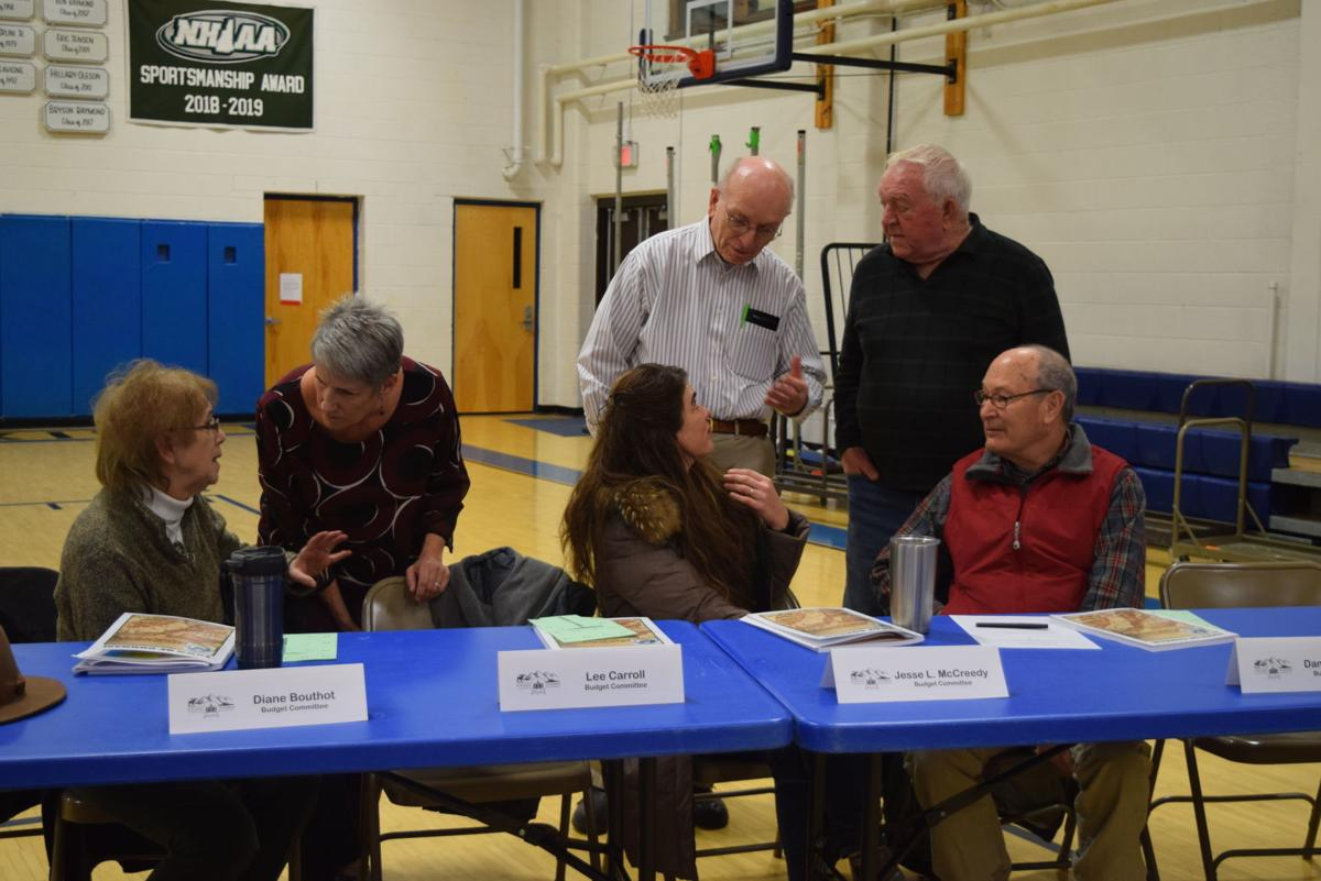 All articles pass at Gorham's 2020 meeting