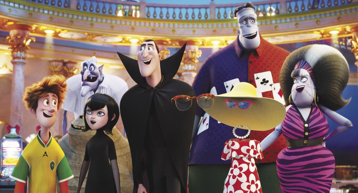 Review: 'Hotel Transylvania' series continues to charm | Movies