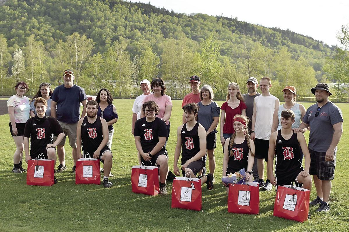 BHS Track - Seniors