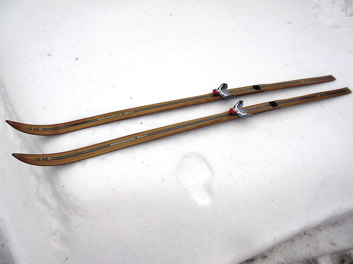 Nordic Tracks Old Skis And Memories Cross Country Skiing
