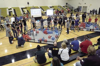 8th Mwv Regional Vex Robotics Contest Today At Khs Local News