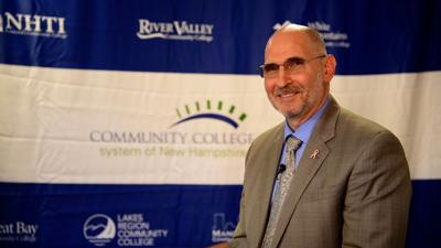 New leader takes helm of Community College System