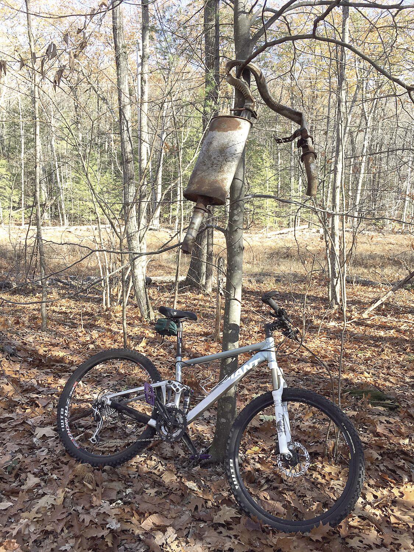 Wheel Family Fun - Muffler Trail muffler