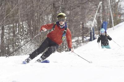 3-25-20 Cranmore ski