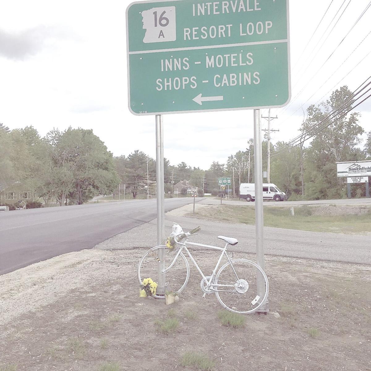 Wheel Family Fun - June 6 - ghost bike