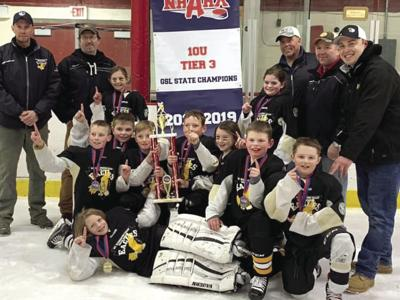 Mwv Youth Hockey 10u Win The State Championship Events