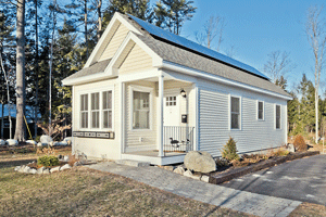 Downsizing Bridgtons Cottages On Willett Brook Fills Housing Niche For Active Seniors Aged