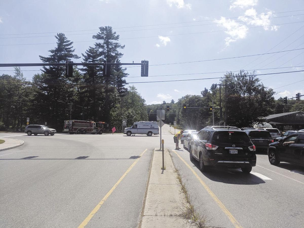 Serious crash closes down Route 302 in Conway | Local News