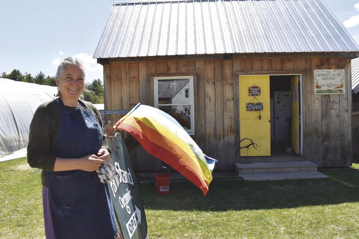 Lianne Prentice Farm stand