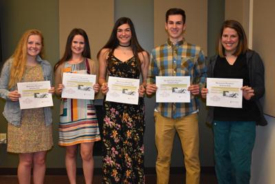 2019 Scholarship Award Recipients
