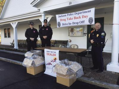 Take Back Day collects 46 tons of drugs around New England