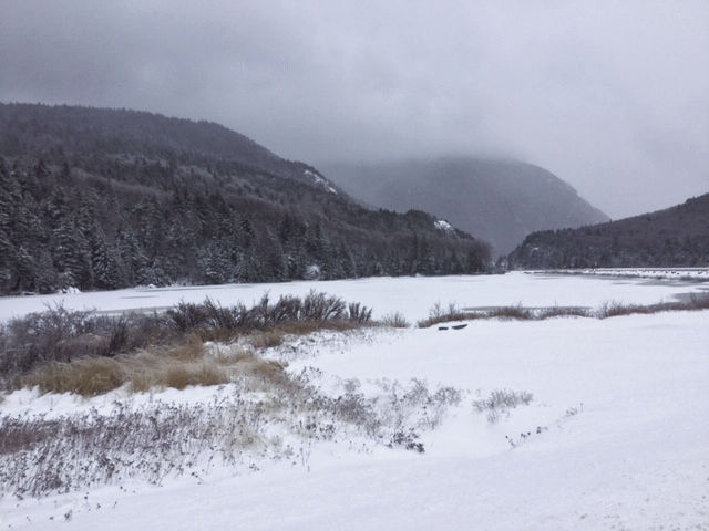 All Quiet in the Notch Not a Hiker Was Stirring Not Even A Mouse - Heatherington family.jpeg