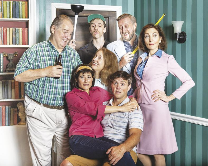 Review: Barnstormers offers up hilarious 'Things'
